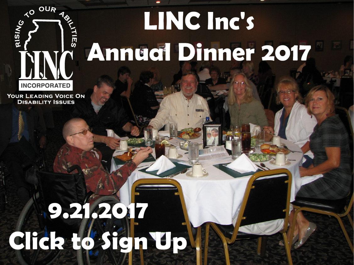 LINC Inc's Annual Dinner 2017